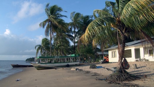 Galibi in Suriname