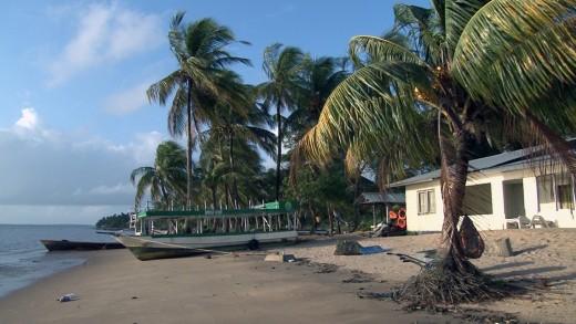 Galibi in Suriname