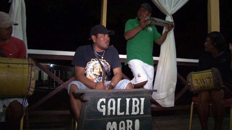 Galibi Maro in Suriname