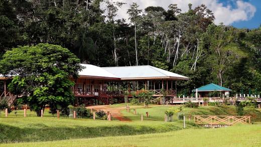 Kabalebo in Suriname