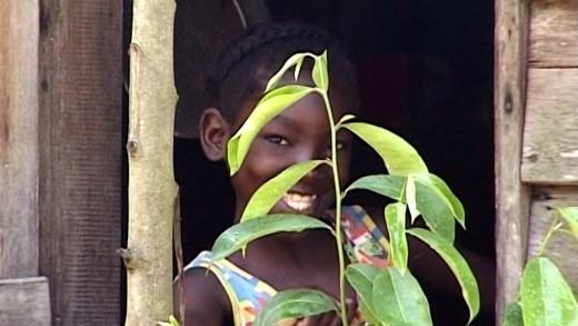 Klaaskreek in Suriname