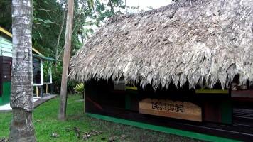 Santigron in Suriname