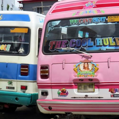 Verkeer en Vervoer in Suriname