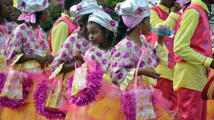 Wandelmars in Suriname