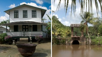 Warrapakreek in Suriname
