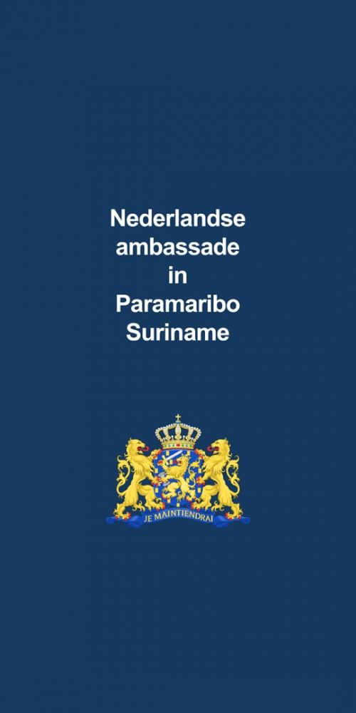 Nederlandse Ambassade in Suriname