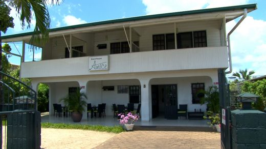 Guesthouse Amice in Suriname