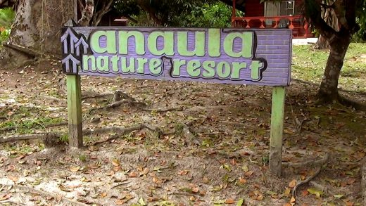 Anaula Nature Resort in Suriname