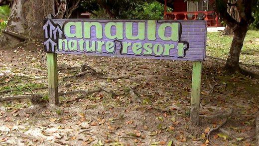 Anaula Nature Resort in Suriname