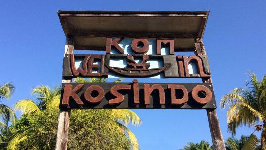 Kosindo River Lodge in Suriname