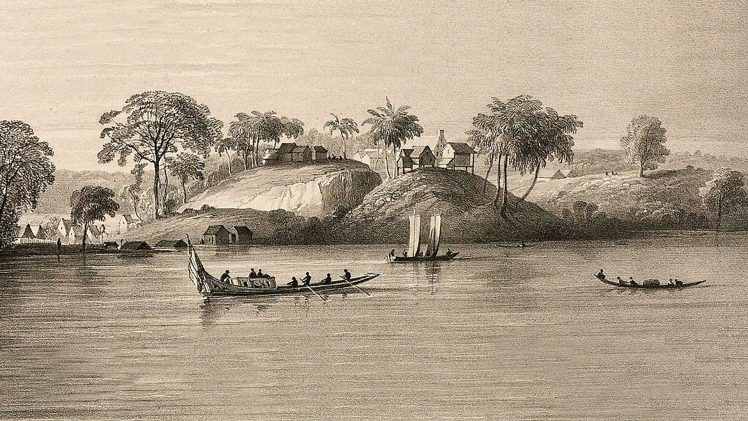 Jodensavanne in Suriname