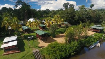 Kosindo River Lodge