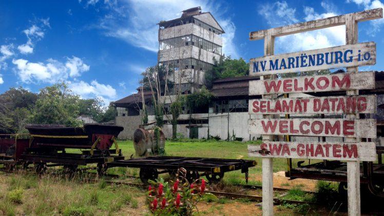 Suikerfabriek Mariënburg